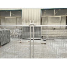 Galvanized Removable Fence