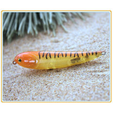 PLL002 6CM 10Gsnake plastic pencil bait fishing lure pencil