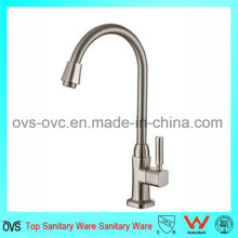 Hot & Cold Brass Tap Faucets Kitchen Water Tap