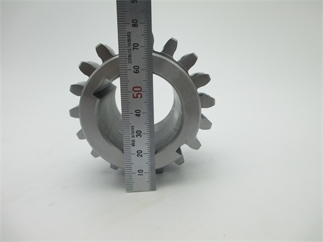 CNC Stainless Steel Cutting Gear Parts