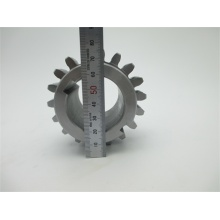 Metalldelar Gear Cutting service