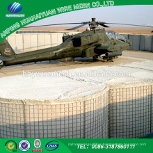 Defense blast wall for military use farming hesco barrier