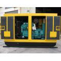 Grupo de gerador diesel à prova de som de 128kw / 160kVA CUMMINS