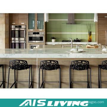 MDF Particleboard Kitchen Cabinet Furniture for Apartment (AIS-K434)