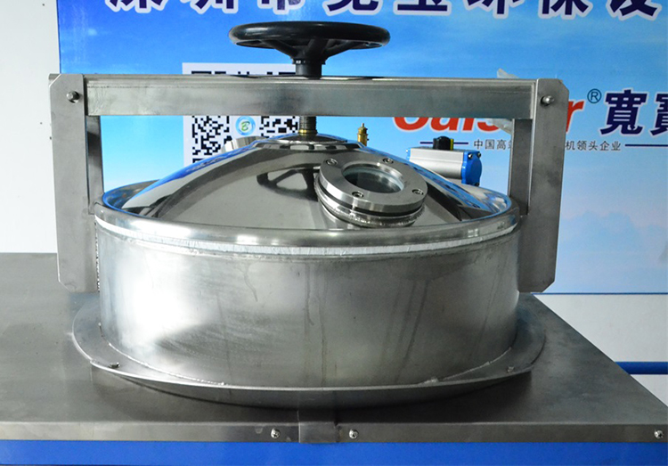 Explosion Proof Solvent Recovery Unit