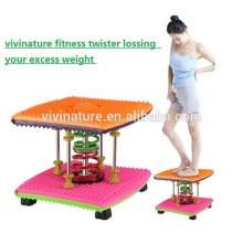 figura twister cintura exercício Twister corpo Twister
