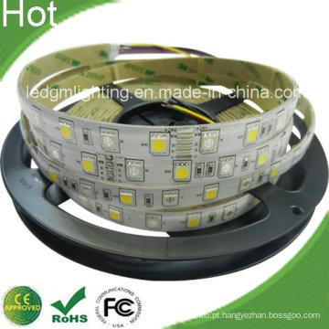 Fita LED flexível SMD5050 RGBW 24V RGBW Fita LED 24V RGBW