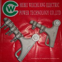 abrazadera de cable de alta tensión / toma de corriente eléctrica / hardware