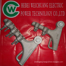 high voltage cable clamp/electric power fitting /hardware
