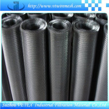 Maille mince augmentée en métal de plat d'acier à faible teneur en carbone