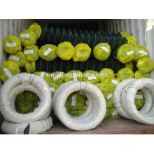 Chain Link Fence PVC Coated /Galvanized Chain Link Fence