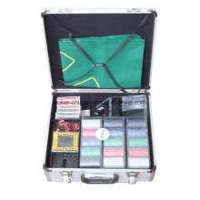 Chip de póquer de lujo 600PCS conjunto (SY-S31)