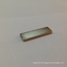 Hohe NdFeB Permanentmagnete für Linearmotor