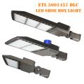 ETL listed shoe box shaped 200w led street light