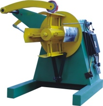 Decoiler en uncoiler machine