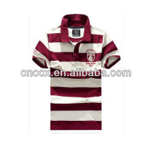 13PT1003 Bonne qualité chemise en coton T-shirt polo
