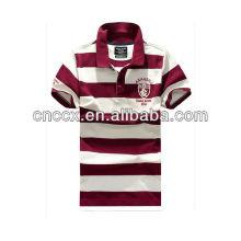 13PT1003 boa qualidade camisa de algodão T camisa polo