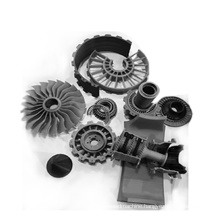 OEM Manufacture Industrial Parts Metal 3D Printing