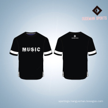 Custom printed man's polyester classic polo t-shirt supplier