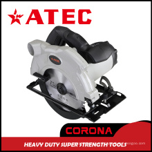 Atec 185mm Circular Elétrica viu corte de madeira viu (AT9185)