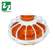 Chicken farm equipment  automatic chicken pan feeding system for broiler and breeder