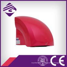 Rojo montado en la pared pequeño ABS automático secador de manos (JN70904B)