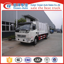 Dongfeng 4X2 10cbm camión compactador de basura