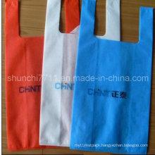 Non-Woven Shopping Bag with Handle