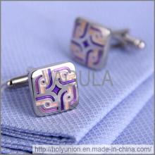 VAGULA Cuff Links Luxury Silver Cufflinks (Hlk31727)