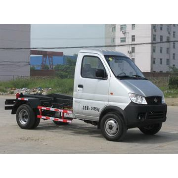 Changan Container Dump Truck For Collecting Garbage