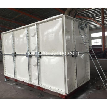 Glasfiber FRP GRP SMC Pressed Sectional Water Tank