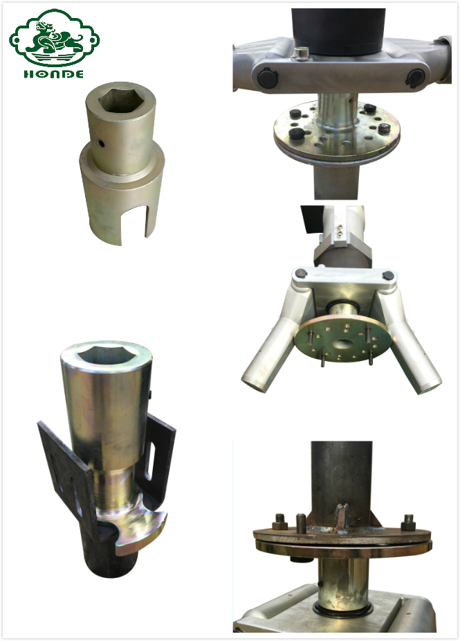 Machine For Drilling