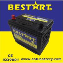 Bateria superior JIS 48d26r-Mf do veículo de Bestart Mf da qualidade 12V50ah