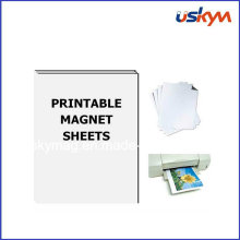 A4 Size Printable Magnet Sheet / Flexible Magnet Sheet