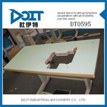 DT0595 alta qualidade mesa de máquina de costura e suporte