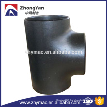 ASTM A234 wpb welding connection 3 way carbon steel elbow