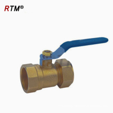 C*F gas control ball valve