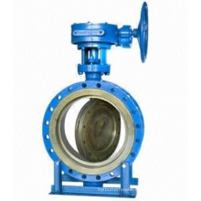 Ductile Iron Body Butterfly Valve (D341X)