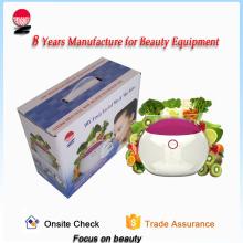 2015 Máquina caliente de la máscara del colágeno de la fruta caliente de la venta