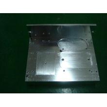 L-shape Cnc Precision Machining , Rapid Prototype Aluminum Alloy Extruded Heatsink