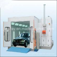 Cabine grande da pintura pistola do tamanho para a pintura do caminhão e do ônibus e cozimento com o CE e o ISO aprovados