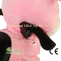 Passeio zippy rosa Big Ear Mouse