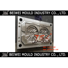 Molde plástico de injeção de ventilador de radiador de plástico de China Manufactor