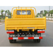 factory supply dongfeng 4tons small dumper truck
