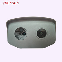 Sistema de scanner de temperatura SUNSON com corpo preto integrado