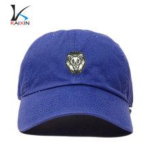 Chine fournisseur oem haute qualité meilleure vente bas prix broderie logo casquettes de baseball pour unisexe