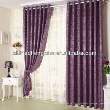Cortina têxtil para casa / cortina de moda 2013