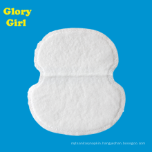 Disposable Sweat Absorbent Armpit Pad / Disposable Deodorant Pad