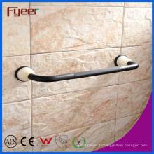 Barres d'appui antidérapantes de sécurité de main courante en laiton de base de céramique de Fyeer