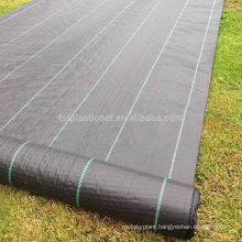 promotion black color PP grass mat for garden ground